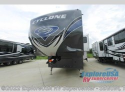 New 2017  Heartland RV Cyclone 4150 by Heartland RV from ExploreUSA RV Supercenter - SEGUIN, TX in Seguin, TX