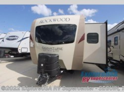 New 2018  Forest River Rockwood Signature Ultra Lite 8328BS by Forest River from ExploreUSA RV Supercenter - SEGUIN, TX in Seguin, TX