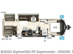 New 2018  Grand Design Imagine 3170BH by Grand Design from ExploreUSA RV Supercenter - SEGUIN, TX in Seguin, TX