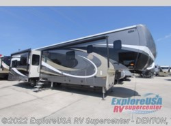 New 2018  Heartland RV Landmark 365 Newport by Heartland RV from ExploreUSA RV Supercenter - DENTON, TX in Denton, TX