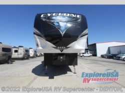 New 2019  Heartland RV Cyclone 4005 by Heartland RV from ExploreUSA RV Supercenter - DENTON, TX in Denton, TX