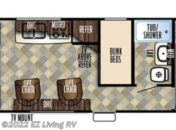New 2017  Forest River Vengeance 28V by Forest River from EZ Living RV in Braidwood, IL