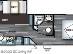 New 2017  Forest River Salem 27RLSS by Forest River from EZ Living RV in Braidwood, IL