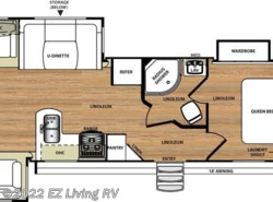 New 2017  Forest River Salem Hemisphere 299RE by Forest River from EZ Living RV in Braidwood, IL