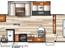 New 2017  Forest River Salem T32BHDS by Forest River from EZ Living RV in Braidwood, IL
