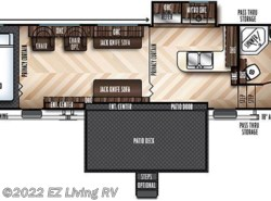 New 2017  Forest River Vengeance 424V22 by Forest River from EZ Living RV in Braidwood, IL