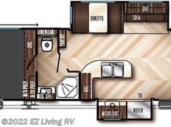 New 2017  Forest River Vengeance 422V12 by Forest River from EZ Living RV in Braidwood, IL