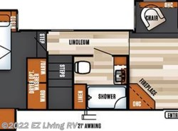 New 2018  Forest River Salem Villa Estate 4102BFK by Forest River from EZ Living RV in Braidwood, IL
