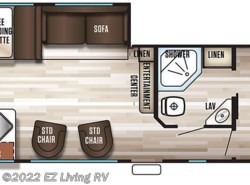 New 2018  Forest River Cherokee 274RK by Forest River from EZ Living RV in Braidwood, IL