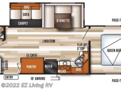 New 2018  Forest River Salem 27DBK by Forest River from EZ Living RV in Braidwood, IL