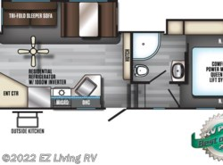 New 2018  Forest River Cherokee Arctic Wolf 265DBH8 by Forest River from EZ Living RV in Braidwood, IL