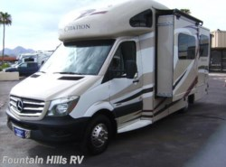 Used 2015  Thor Motor Coach Citation Sprinter 24SR