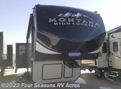 New 2017  Keystone Montana High Country 345RL by Keystone from Four Seasons RV Acres in Abilene, KS