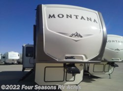 New 2017  Keystone Montana 3720RL by Keystone from Four Seasons RV Acres in Abilene, KS