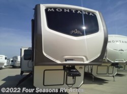 New 2017  Keystone Montana 3811MS by Keystone from Four Seasons RV Acres in Abilene, KS