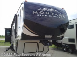 New 2018  Keystone Montana High Country 379RD by Keystone from Four Seasons RV Acres in Abilene, KS