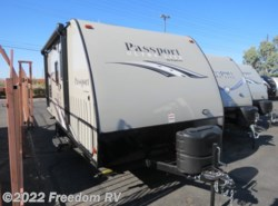 New 2017  Keystone Passport 175BH by Keystone from Freedom RV  in Tucson, AZ