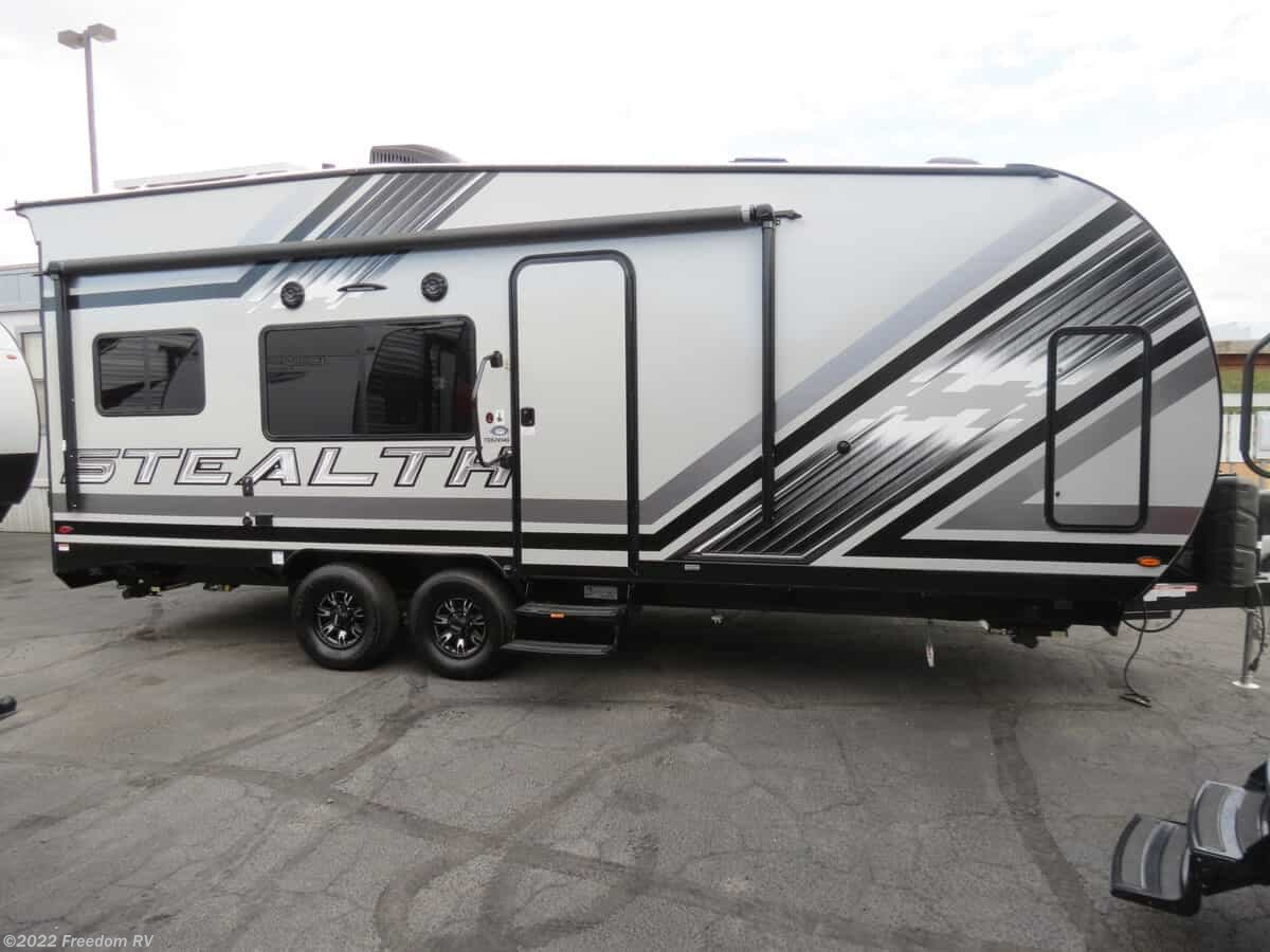 Stealth Toy Hauler >> 2020 Forest River Rv Stealth 2414g For Sale In Tucson Az 85714 4856