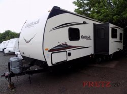 Used 2014  Keystone Outback Terrain Ultra Lite 273TRL by Keystone from Fretz  RV in Souderton, PA
