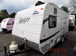 Used 2011  Jayco Jay Flight Swift SLX 154BH by Jayco from Fretz  RV in Souderton, PA
