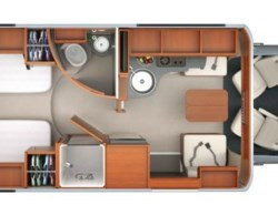New 2018  Leisure Travel Unity U24TB by Leisure Travel from Fretz  RV in Souderton, PA