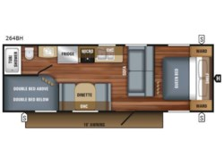 New 2018  Jayco Jay Flight SLX 264BH by Jayco from Fretz  RV in Souderton, PA