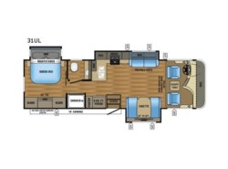 New 2018  Jayco Precept 31UL by Jayco from Fretz  RV in Souderton, PA