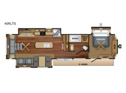 New 2018 Jayco Jay Flight Bungalow 40RLTS available in Souderton, Pennsylvania