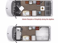 New 2018  Roadtrek Simplicity Class B Motorhome by Roadtrek from Fretz  RV in Souderton, PA