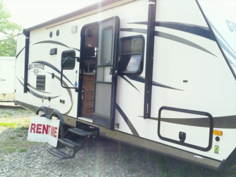 2015 Gulf Stream Gulf Breeze Ultra Lite 25 BHS