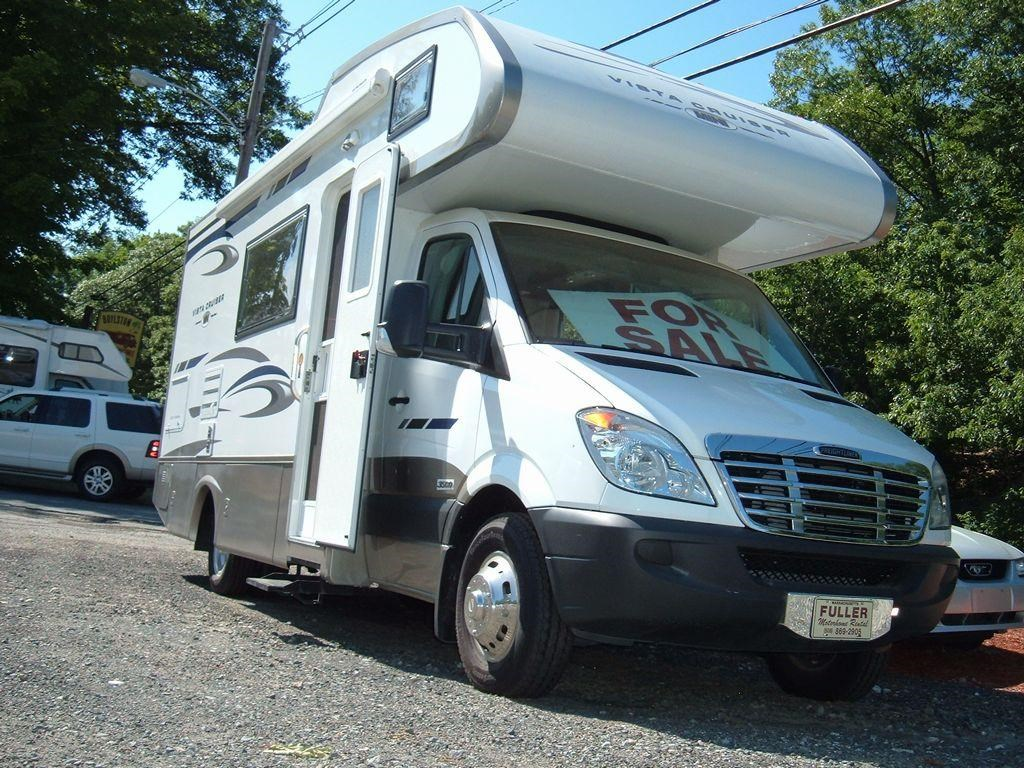 41 2008 Gulf Stream Vista Mini Cruiser For Sale In Boylston Ma 2003 Motorhome Wiring Diagram Used By Fuller Rentals Available
