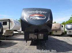 New 2016  Forest River Sandpiper 378FB by Forest River from Gansen Auto & RV Sales, Inc. in Riceville, IA