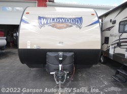 New 2016  Forest River Wildwood X-Lite 230BHXL by Forest River from Gansen Auto & RV Sales, Inc. in Riceville, IA
