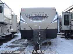 New 2016  Forest River Wildwood 28RLDS by Forest River from Gansen Auto & RV Sales, Inc. in Riceville, IA