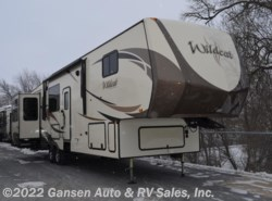 New 2017  Forest River Wildcat 35WB by Forest River from Gansen Auto & RV Sales, Inc. in Riceville, IA