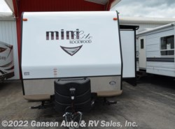 New 2018  Forest River Rockwood Mini-lite 2507S by Forest River from Gansen Auto & RV Sales, Inc. in Riceville, IA
