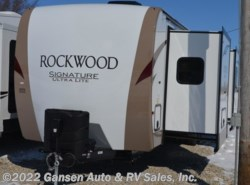 New 2018  Forest River Rockwood Signature Ultra Lite 8310SS by Forest River from Gansen Auto & RV Sales, Inc. in Riceville, IA