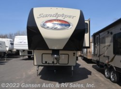 Used 2017  Forest River Sandpiper 372LOK by Forest River from Gansen Auto & RV Sales, Inc. in Riceville, IA