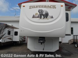 Used 2009  Forest River Cedar Creek Silverback 30LRL by Forest River from Gansen Auto & RV Sales, Inc. in Riceville, IA