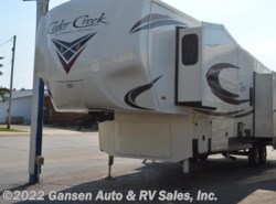 New 2018  Forest River Cedar Creek Silverback 35IK by Forest River from Gansen Auto & RV Sales, Inc. in Riceville, IA
