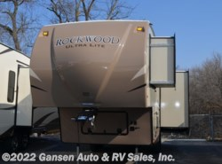 New 2018  Forest River Rockwood 2620WS by Forest River from Gansen Auto & RV Sales, Inc. in Riceville, IA