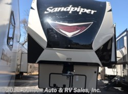 New 2019  Forest River Sandpiper 372LOK by Forest River from Gansen Auto & RV Sales, Inc. in Riceville, IA