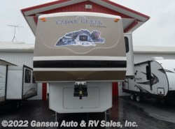 Used 2009  Forest River Cedar Creek Custom 34RLSA by Forest River from Gansen Auto & RV Sales, Inc. in Riceville, IA