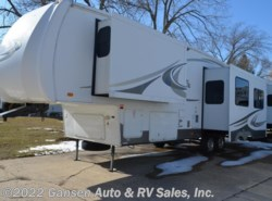 Used 2008  Forest River Sandpiper 305RLW by Forest River from Gansen Auto & RV Sales, Inc. in Riceville, IA