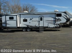 New 2018  Forest River Wildwood Heritage Glen 356QB by Forest River from Gansen Auto & RV Sales, Inc. in Riceville, IA