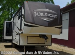 New 2019  Forest River Wildcat 32WB by Forest River from Gansen Auto & RV Sales, Inc. in Riceville, IA
