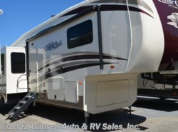 New 2019  Forest River Cedar Creek 34RL2 by Forest River from Gansen Auto & RV Sales, Inc. in Riceville, IA