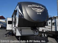 New 2018  Forest River Wildwood Heritage Glen 337BAR by Forest River from Gansen Auto & RV Sales, Inc. in Riceville, IA