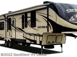 New 2017  Forest River Sierra 384QBOK by Forest River from Gauthiers' RV Center in Scott, LA