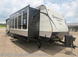 New 2018  K-Z Sportsmen 363FL by K-Z from Gauthiers' RV Center in Scott, LA